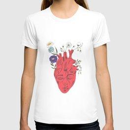 Peace Of Heart T-shirt