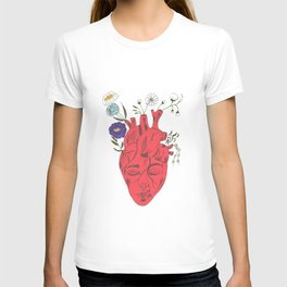 Peace Of Heart T-shirt