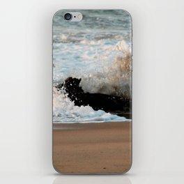 Crash into you iPhone Skin