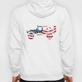 American Patriotic Off Road 4x4 Hoody