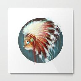 wild spirit Metal Print