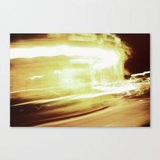 {Speed Of Light} Canvas Print