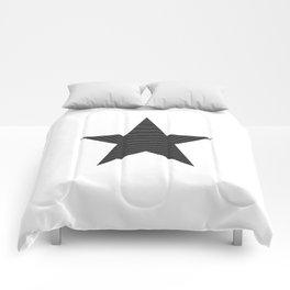 Simple Star Comforters
