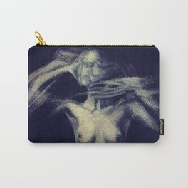 An Imprint (A Study of a Tortured Soul)  Carry-All Pouch