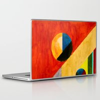 kandinsky Laptop & iPad Skins featuring BALANCE by THE USUAL DESIGNERS