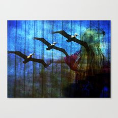 Free Bird  Canvas Print