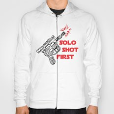 Han Shot First Hoody