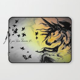 Dreams can be real. Laptop Sleeve