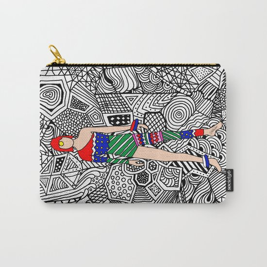 Bowie Fashion 7.5 Carry-All Pouch