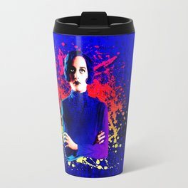 Joan Crawford, The digital Taxi Dancer Travel Mug