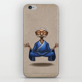 The Old Master iPhone Skin