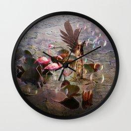 A Fairy Tale Wall Clock