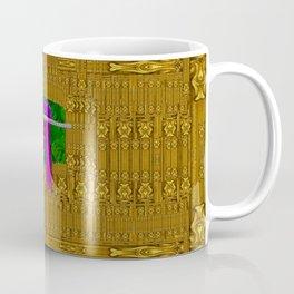 Lady Panda visits Taj Mahal Coffee Mug