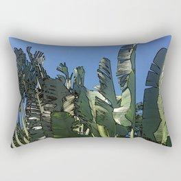 Dominican Palms Rectangular Pillow