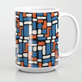 Pattern Number 14 Coffee Mug