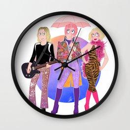Velvet Goldmine Wall Clock