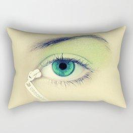 Concealer Rectangular Pillow