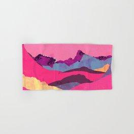 Candy Mountain Hand & Bath Towel
