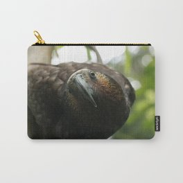 Kaka : New Zealand Endemic Carry-All Pouch