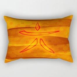 Ninjago Skylar 2015 Rectangular Pillow