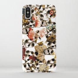 Glitch Fall iPhone Case