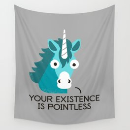 Neigh Sayer Wall Tapestry