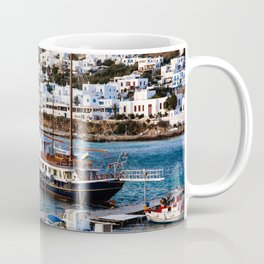 Mykonos, Greece. Coffee Mug