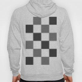 Slate & Gray Checkers / Checkerboard Hoody