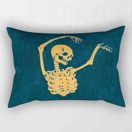 Danse Macabre 2 Rectangular Pillow