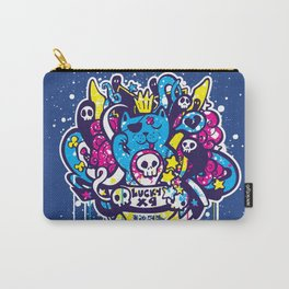 Unlucky Kitty Carry-All Pouch