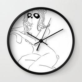 Life drawing Wall Clock