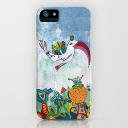 Bird of Possibility iPhone Case