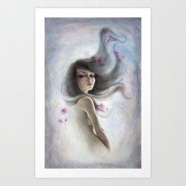 Ychelle Art Print