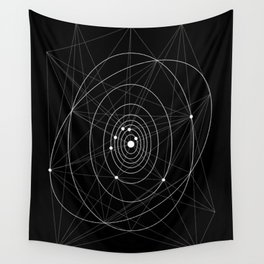 Orbit Wall Tapestry