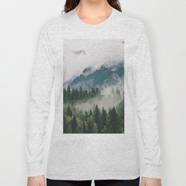 Vancouver Fog Long Sleeve T-shirt