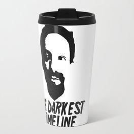 Greendale Community's Evil Abed: The Darkest Timline Travel Mug