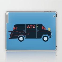 Deathmobile Van Laptop & iPad Skin