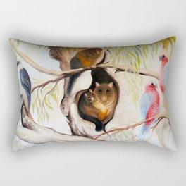 galah's Rectangular Pillow