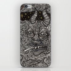 bored 2 death iPhone & iPod Skin