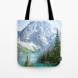 Lake Colchuck Tote Bag