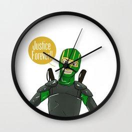 Kick Ass 2 Wall Clock