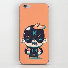 Kaptain 14 iPhone & iPod Skin
