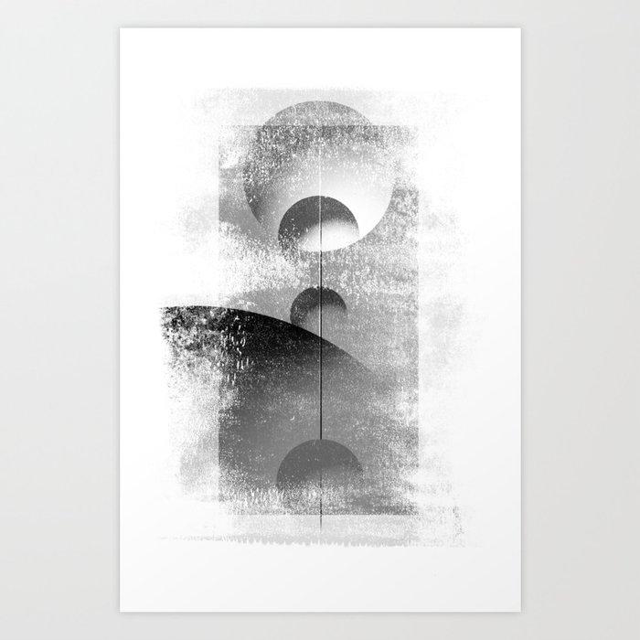 Align me not Art Print