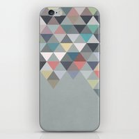 nordic iPhone & iPod Skins featuring Nordic Combination 20 by Mareike Böhmer