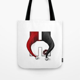 Geek letter H Tote Bag