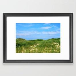 Highland Dunes Framed Art Print