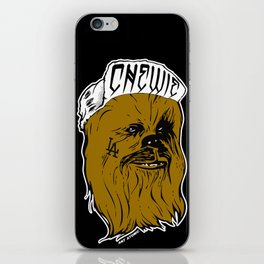 Chewie From L.A. iPhone Skin