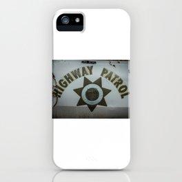 CHP iPhone Case