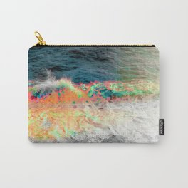 Sea colours #society6 #nature #sea Carry-All Pouch