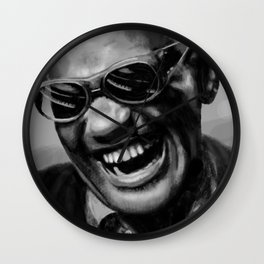Ray Charles Wall Clock